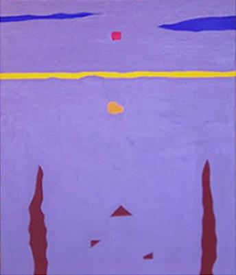 jacek markunas abstract painting